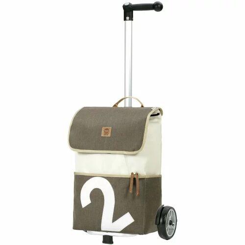 Andersen Shopper Unus Shopper 360° Einkaufstrolley 57 cm mole 2