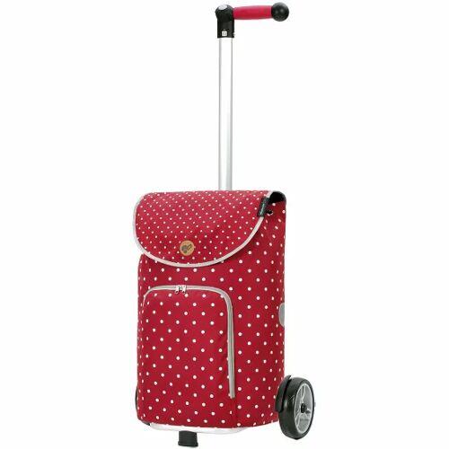 Andersen Shopper Unus Shopper Ole Einkaufstrolley 57 cm rot