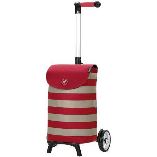 Andersen Shopper Unus Shopper Fun Ida Einkaufstrolley 54 cm rot