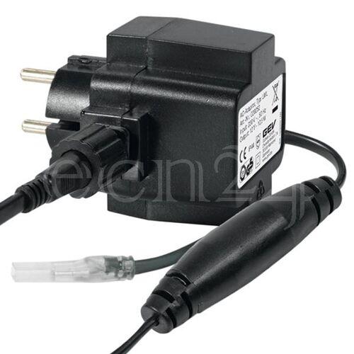GEV Transformator 10 Watt für 12Volt Mini-Flex