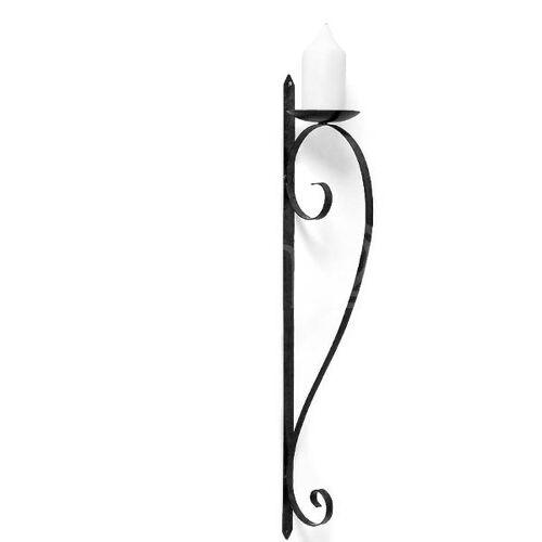 Boltze Wand Kerzenhalter aus Eisen 87 cm