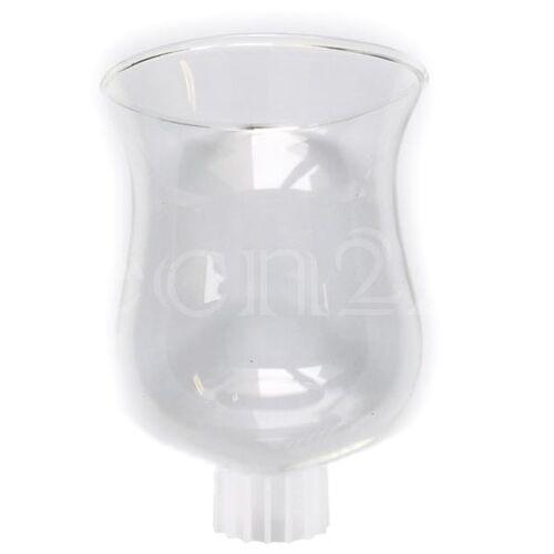 Dragimex Teelichthalter aus Glas für Kerzenleuchter
