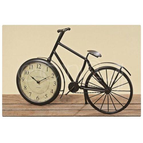 Boltze Uhr Dekouhr als Fahrraduhr 50cm zum hinstellen