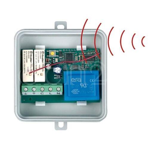 EsyLux Funk Empfänger RF/M1-AP Aufputz für Rollläden