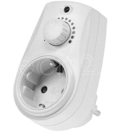 ChiliTec Dimmer 20 bis 280 Watt für die Steckdose