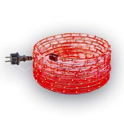 GEV LED Lichtschlauch 9m rot mit 270 LED