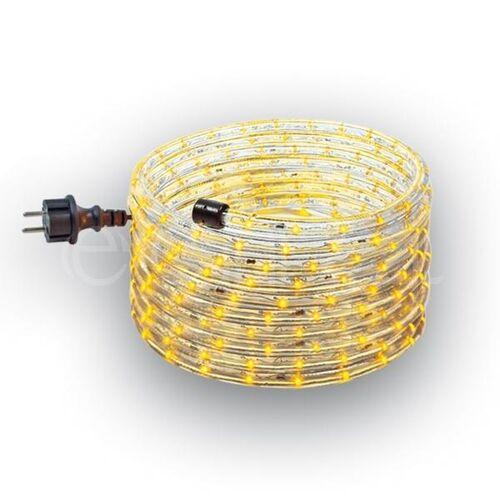 GEV LED Lichtschlauch 9m gelb mit 270 LED