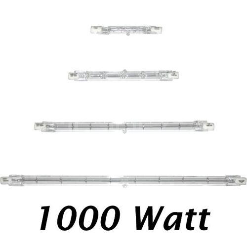 Müller Licht Halogenstab Halogenlampe 1000 Watt R7s 254mm