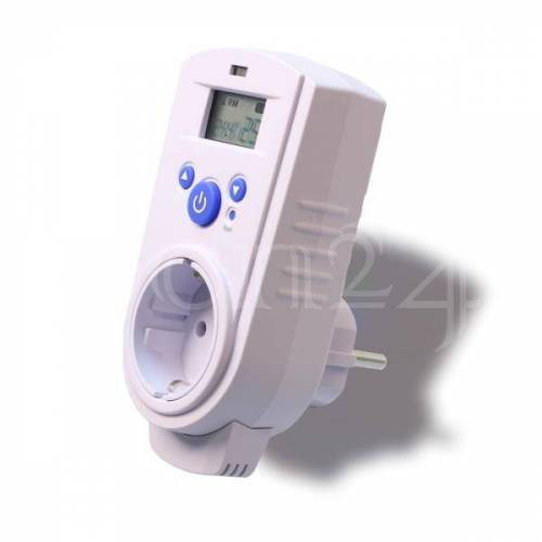 ChiliTec Steckdosen Thermostat Temperaturgesteuert