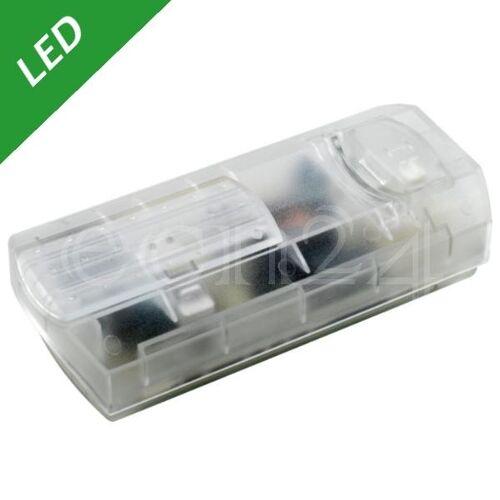 Ehmann LED Dimmer 3-35W als Schnurdimmer mit Schalter