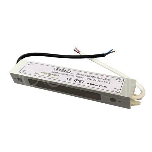 ETT 12V Netzteil 1670 mA für LED Pflastersteine