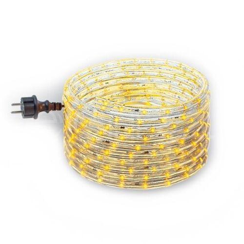Nipach LED Lichtschlauch 10m gelb mit 240 LED