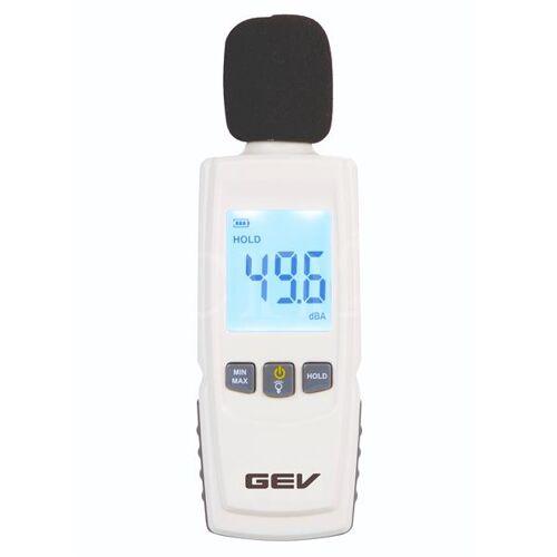 GEV Geräuschpegel Lautstärkenmesser GEV 1299