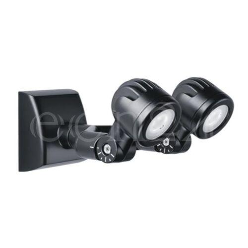 EsyLux LED Spot Strahler OS 80 LED mit 2x4 Watt