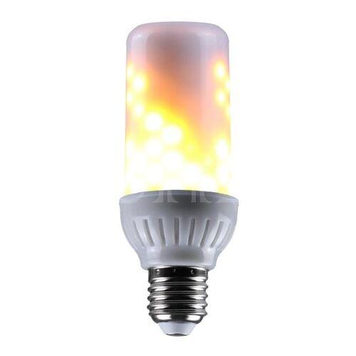 FDL E27 LED Leuchtmittel 4W Feuereffekt Fassung unten