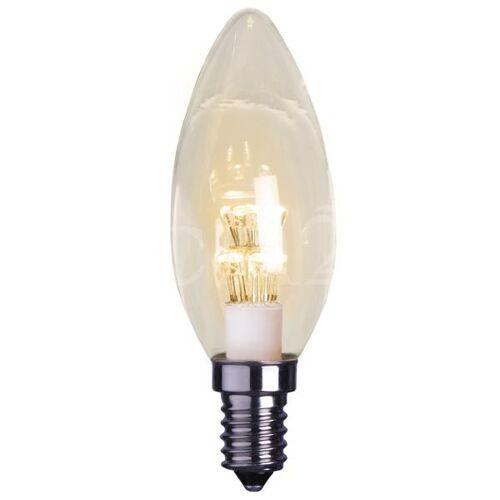 Best Season LED Leuchtmittel E14 Fassung mit 13 LED warmweiß