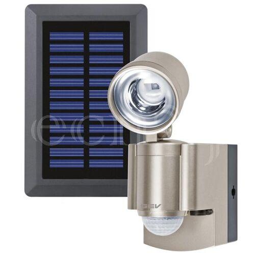GEV Solar LED Strahler 3W LPL mit Bewegungsmelder