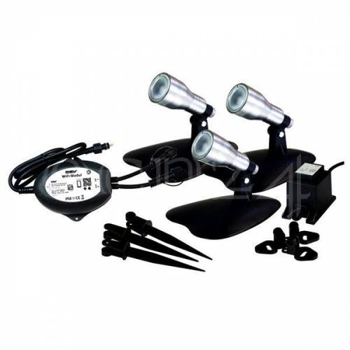 GEV LED Strahler Spot mit RGB LED und App Steuerung