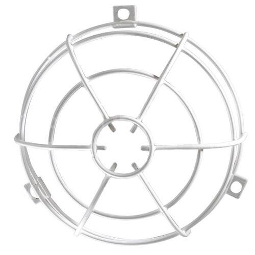 EsyLux Schutzkorb Schutzgitter 180x90mm für Rauchmelder