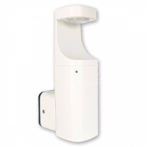 GEV LED Wandlampe Aussenlampe 7W weiss IP54