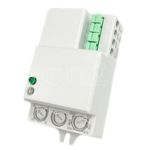 IKWV Bewegungsmelder mit Hochfrequenz-Radar