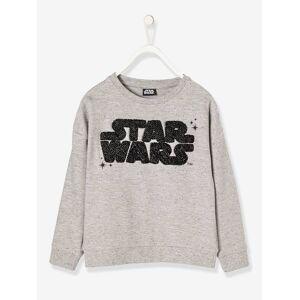 Star Wars Mädchen-Sweatshirt STAR WARS grau Gr. 98/104