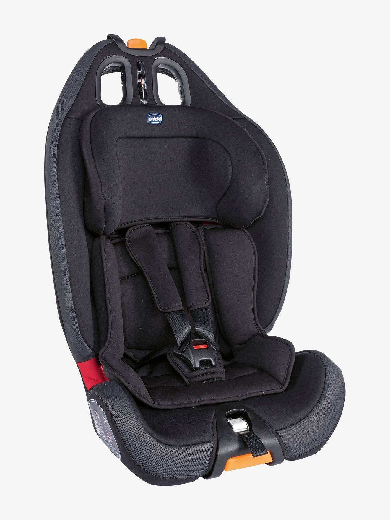"Chicco Autositz Gr. 1/2/3 ""Gro-up"" CHICCO® jet black"