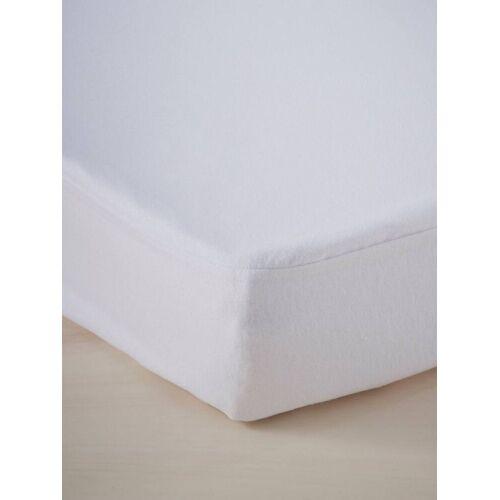 Vertbaudet Schonbezug für Kinderbetten Bi-ome® weiß Gr. 60x120 von vertbaudet