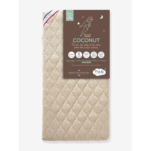 "P'tit Lit Baby Matratze mit Kokosfaser-/Latex-Kern ""Coconut"" P'TIT LIT, 60 x 120 cm beige Gr. 60x120"