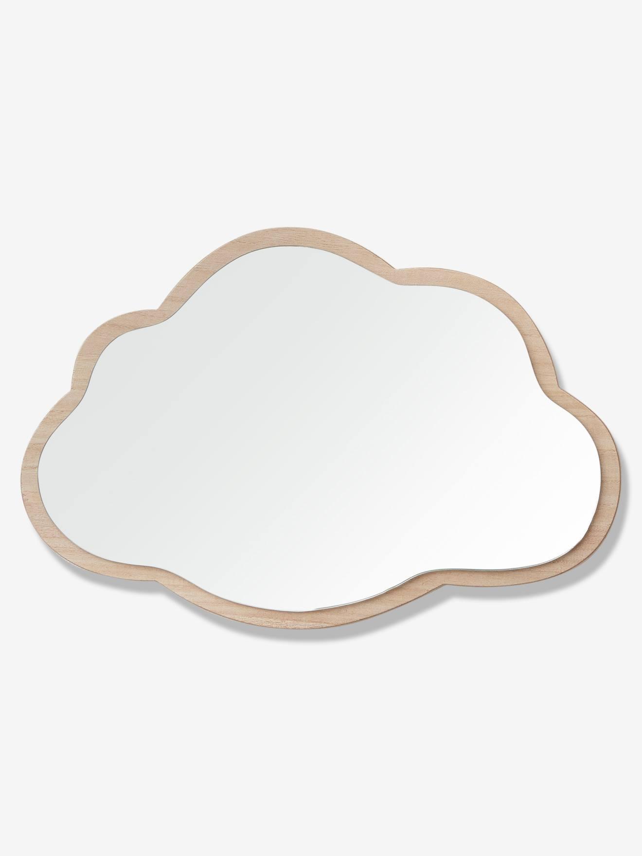 """Vertbaudet Kinderzimmer Spiegel """"Wolke"""" natur von vertbaudet"""