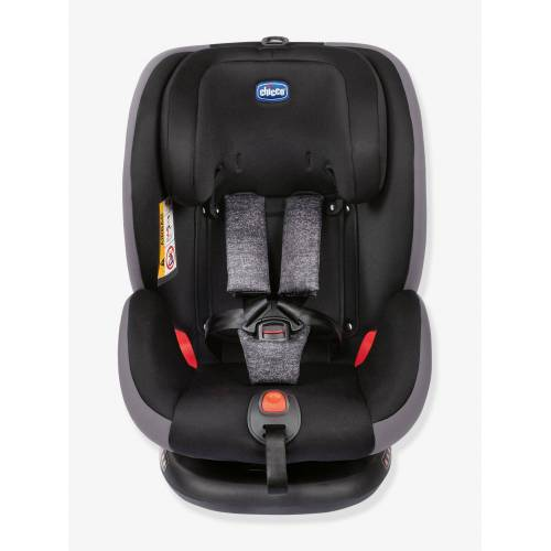 "Chicco Kindersitz/1/2/3 ""Seat4 fix"" CHICCO graphite"