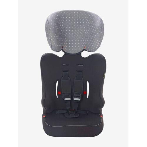 Vertbaudet Mitwachsender Auto-Kindersitz Gruppe 1/2/3 grau sterne von vertbaudet