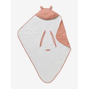 Vertbaudet Babydecke für den Autositz rosa von vertbaudet