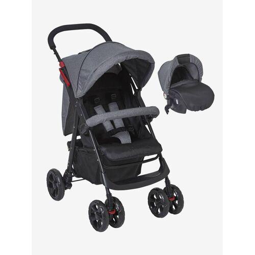 """Vertbaudet Kinderwagen/Babyschale """"Primacity"""" grau von vertbaudet"""