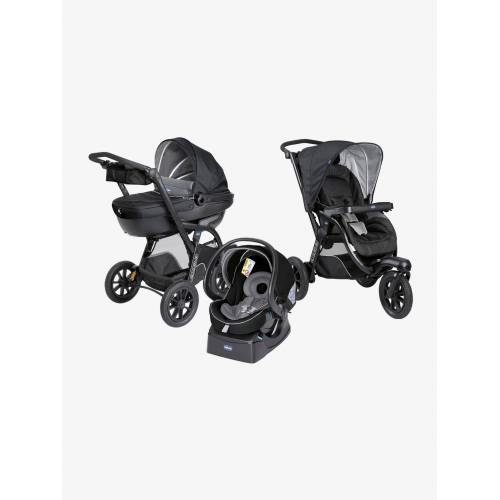 "Chicco Kombi-Buggy ""Trio Activ3 Top"" CHICCO® jet black"