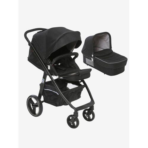 """Vertbaudet Kombi-Kinderwagen """"Mobicity"""" mit Babywanne schwarz von vertbaudet"""