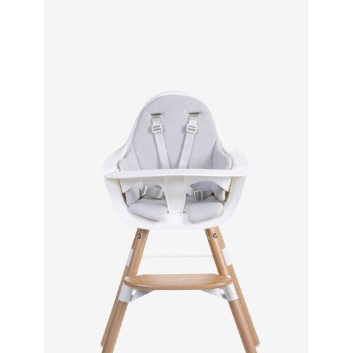 Childhome Frottee Sitzpolster für Hochstuhl CHILDHOME grau