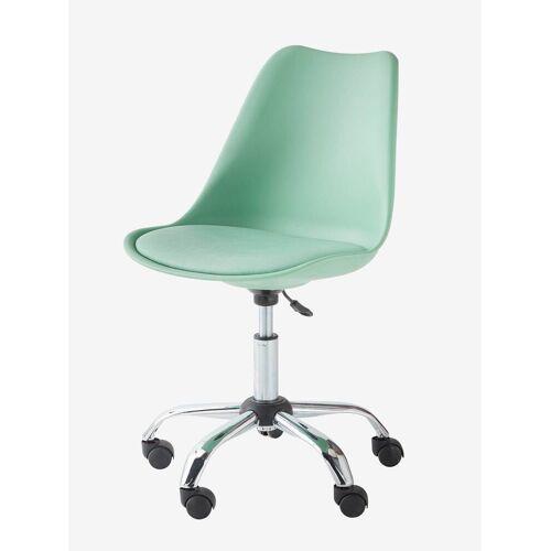 Vertbaudet Moderner Schreibtischstuhl grün von vertbaudet