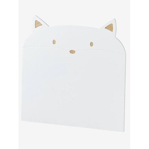 """Vertbaudet Kopfteil für Kinderbett """"Katze"""" weiß von vertbaudet"""