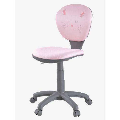 Vertbaudet Schreibtischstuhl für Kinder rosa von vertbaudet
