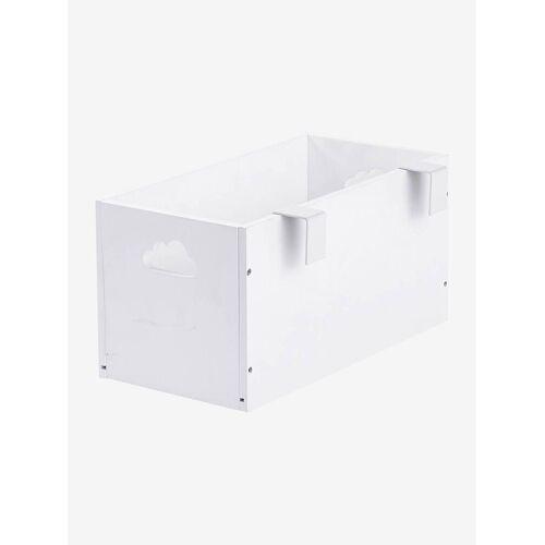 Vertbaudet Aufbewahrungsbox für den Wickeltisch weiß von vertbaudet