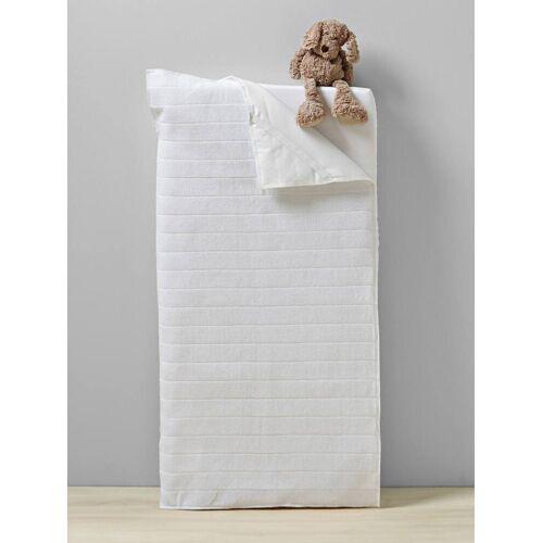 Vertbaudet Matratzen-Schonbezug für Babys & Kinder weiß Gr. 90x140 von vertbaudet