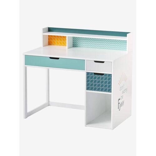 """Vertbaudet Schreibtisch ,,Funny"""" weiß/blau  von vertbaudet"""