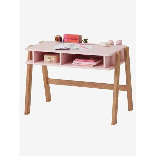 """Vertbaudet Schreibtisch """"Architekt Mini"""" rosa/natur von vertbaudet"""