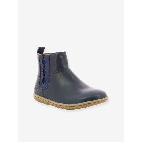 """Kickers Mädchen Boots """"Vetudi"""" KICKERS® blau Gr. 34"""