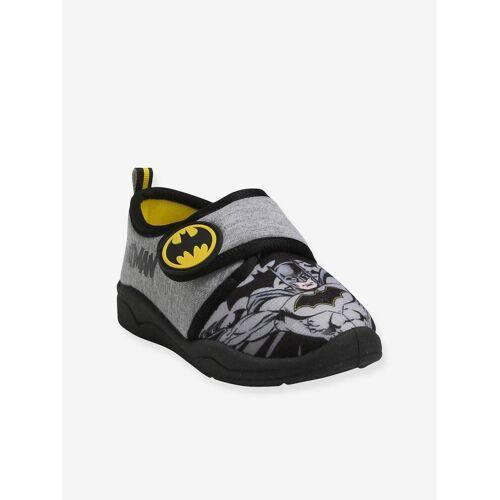 Batman Jungen Hausschuhe DC Comics BATMAN™ grau/schwarz Gr. 26