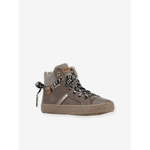 "Geox Halbhohe Sneakers ""Kalispera Girl I"" GEOX WWF grau Gr. 28"