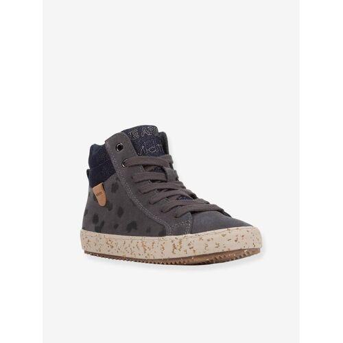 Geox Hohe Mädchen Sneaker Kalispera Girl GEOX WWF grau Gr. 36