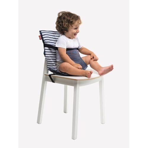 Babytolove Baby Sitzerhöhung BABYTOLOVE® weiß/blau
