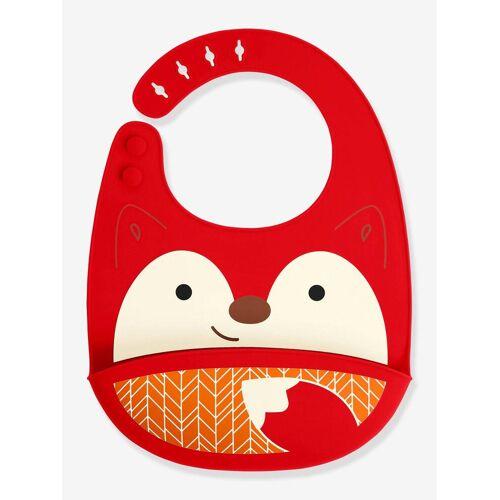 Skip Hop Zoo Babylätzchen aus Silikon SKIP HOP® rot